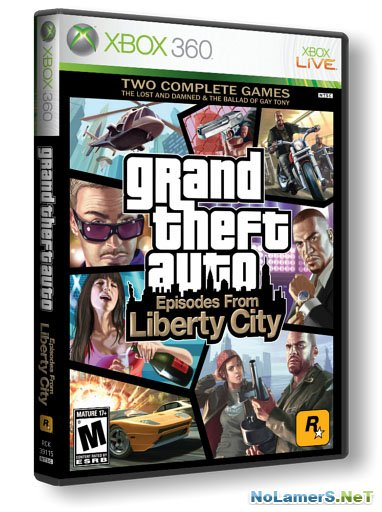 Grand Theft Auto IV: Episodes From Liberty City (2010/RUS/ENG/RePack